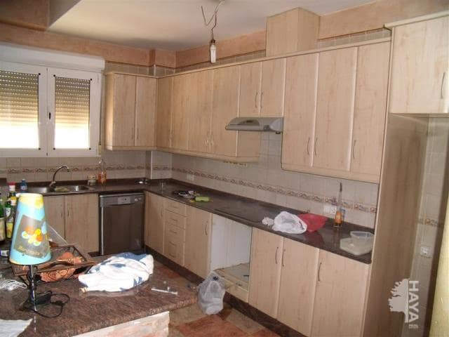 Casa en venta en Caudete, Albacete, Calle D-07 Santa Ana, 110.200 €, 6 habitaciones, 2 baños, 178 m2