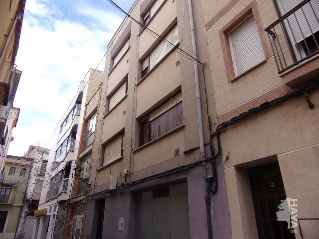 Piso en venta en Benicarló, Castellón, Calle de Sant Sebastia, 32.300 €, 3 habitaciones, 1 baño, 75 m2