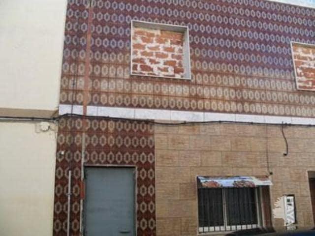 Piso en venta en Alquerieta, Alzira, Valencia, Calle Conquesta, 25.100 €, 3 habitaciones, 1 baño, 120 m2