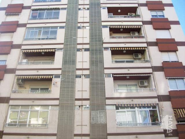Piso en venta en Gandia, Valencia, Calle Plus Ultra, 44.800 €, 3 habitaciones, 1 baño, 92 m2
