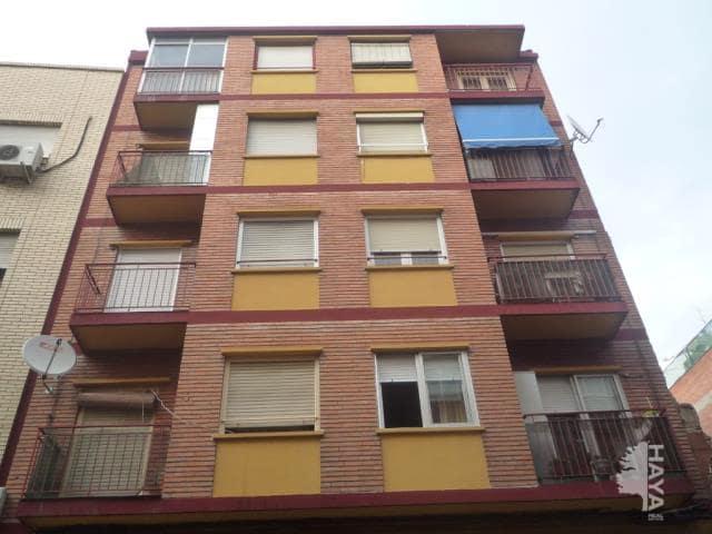 Piso en venta en Delicias, Zaragoza, Zaragoza, Calle San Antonio Abad, 52.300 €, 3 habitaciones, 1 baño, 63 m2