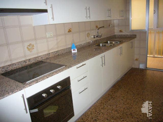 Piso en venta en Mas de Miralles, Amposta, Tarragona, Avenida Rapita (de La), 65.700 €, 4 habitaciones, 2 baños, 109 m2