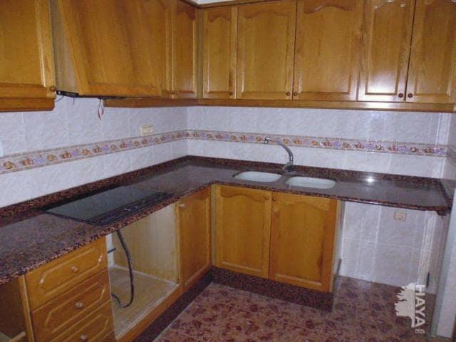 Piso en venta en Alquerieta, Alzira, Valencia, Calle Pere Morell, 75.500 €, 4 habitaciones, 2 baños, 111 m2