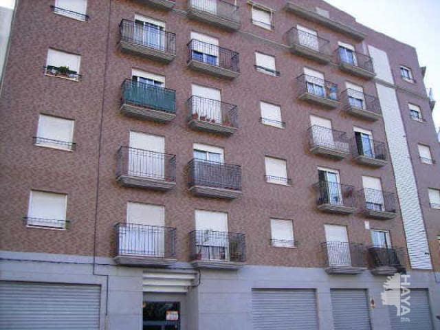 Piso en venta en Burriana, Castellón, Calle Santa Berta, 99.600 €, 4 habitaciones, 2 baños, 128 m2