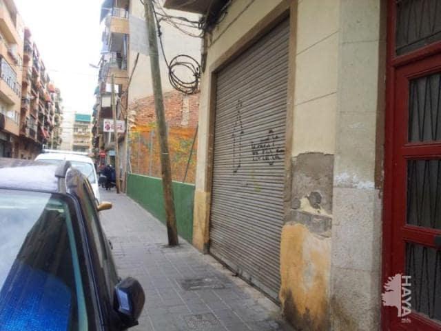 Local en venta en Alicante/alacant, Alicante, Calle Plus Ultra, 32.900 €, 90 m2