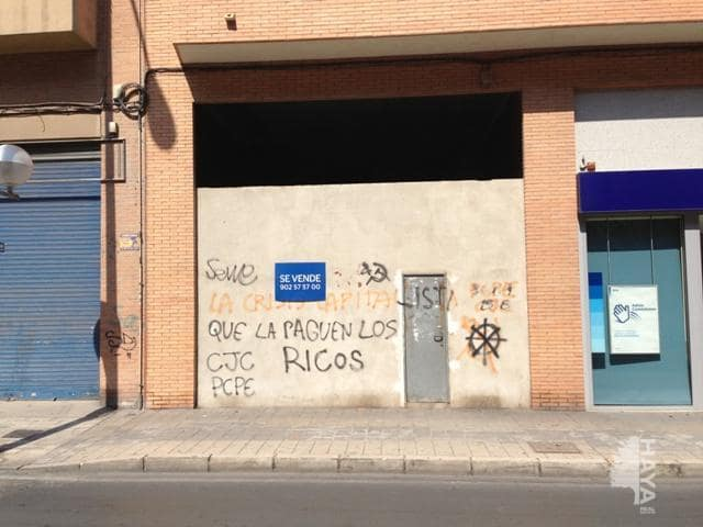 Local en venta en Alicante/alacant, Alicante, Avenida Orihuela, 84.300 €, 151 m2