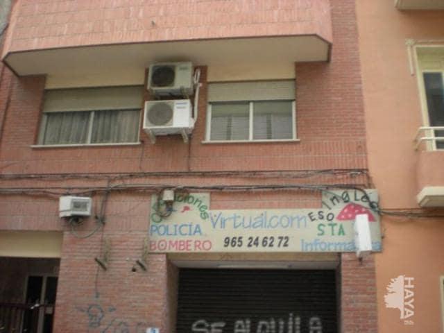 Local en venta en Alicante/alacant, Alicante, Calle Crevillente, 53.400 €, 117 m2