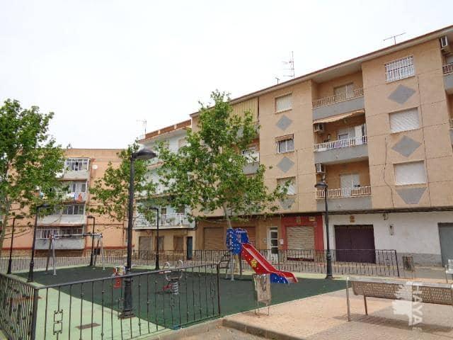 Piso en venta en La Unión, Murcia, Plaza Alfonso Xii, 52.800 €, 3 habitaciones, 1 baño, 89 m2