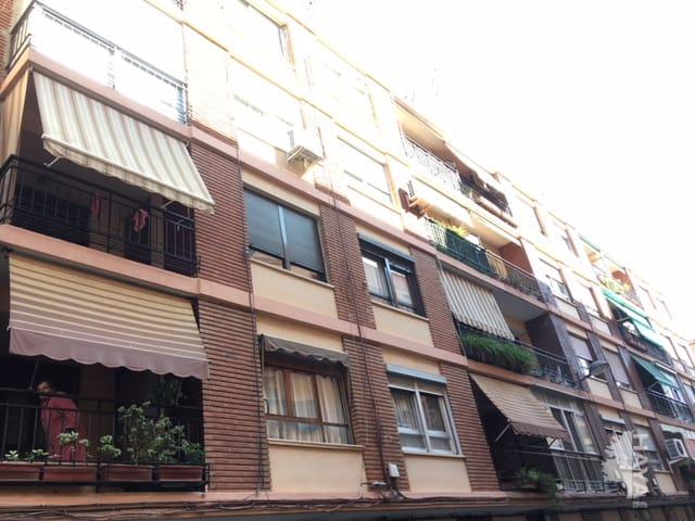 Piso en venta en Alaquàs, Valencia, Calle Madre Josefa Campos, 47.288 €, 3 habitaciones, 1 baño, 98 m2