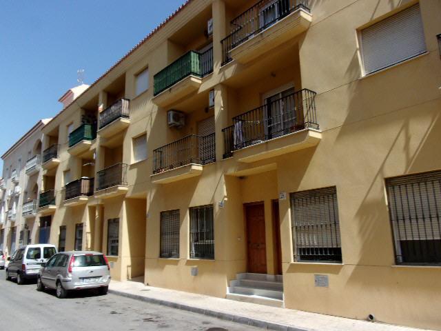 Piso en venta en Turre, Almería, Calle Antonio Machado, 42.000 €, 2 habitaciones, 1 baño, 61 m2