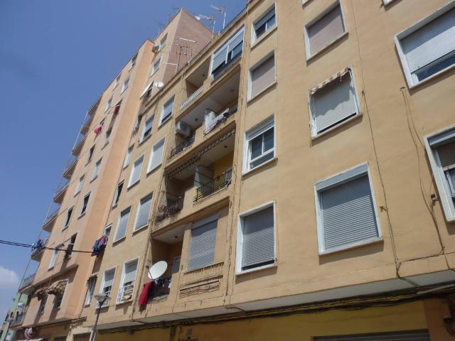 Piso en venta en Alaquàs, Valencia, Calle Buenavista 1, 40.000 €, 3 habitaciones, 1 baño, 72 m2
