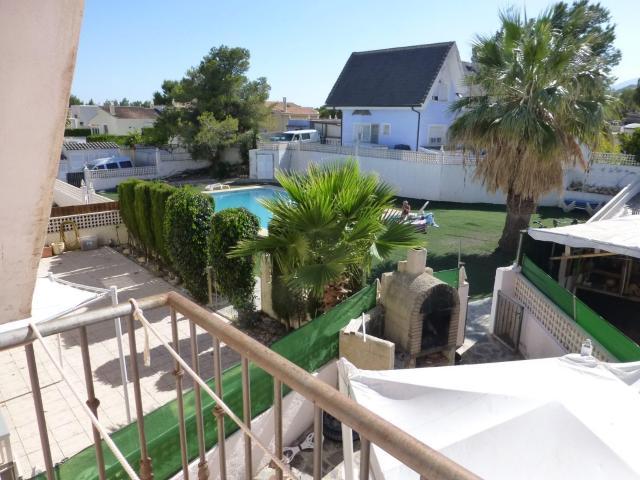 Casa en venta en Bello Horizonte, la Nucia, Alicante, Calle Madrid, 172.500 €, 3 habitaciones, 2 baños, 114 m2
