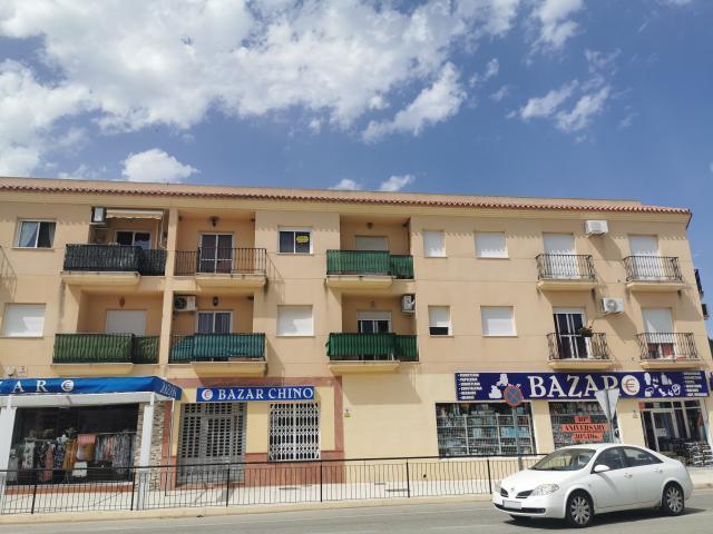 Piso en venta en Turre, Turre, Almería, Avenida de Almeria, 62.000 €, 2 habitaciones, 1 baño, 72 m2
