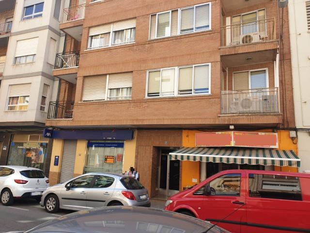 Piso en venta en Poblados Marítimos, Burriana, Castellón, Avenida Les Corts Valencianes, 72.400 €, 2 baños, 94 m2