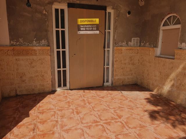 Piso en venta en El Realengo, Crevillent, Alicante, Calle San Antonio de la Florida, 100.000 €, 3 habitaciones, 2 baños, 278 m2