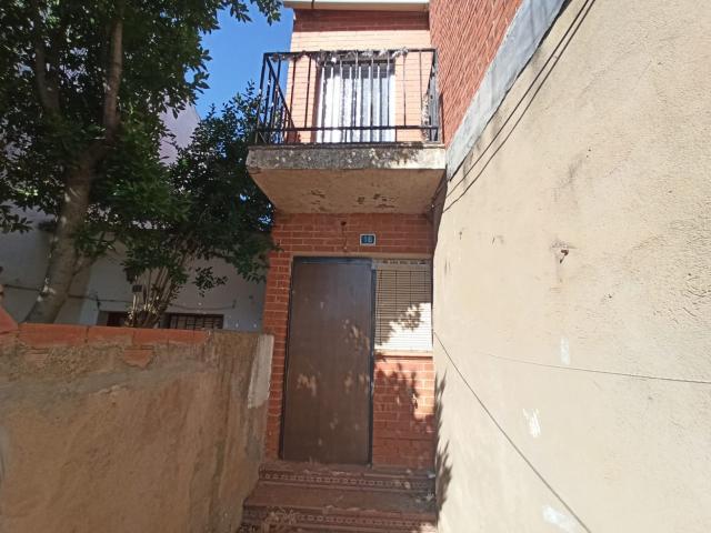 Casa en venta en Porzuna, Ciudad Real, Calle Velázquez-el Torno, 30.000 €, 4 habitaciones, 1 baño, 65 m2