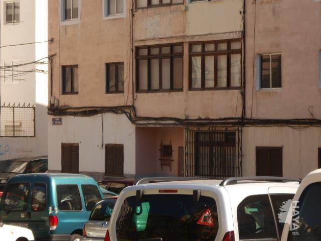 Piso en venta en Schamann, la Palmas de Gran Canaria, Las Palmas, Plaza Escorial Del, 39.200 €, 3 habitaciones, 1 baño, 59 m2