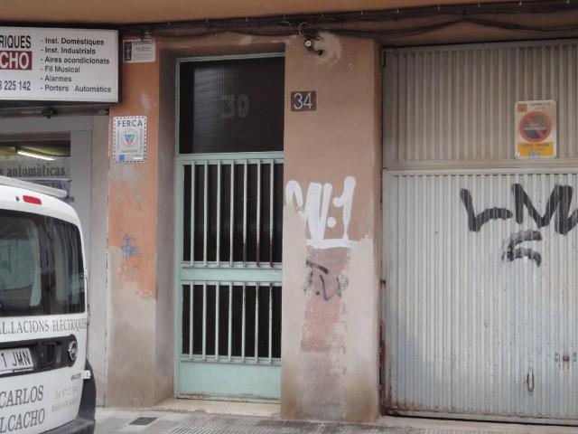 Piso en venta en Pardinyes, Lleida, Lleida, Calle Miquel de Cortiada, 40.316 €, 2 habitaciones, 1 baño, 67 m2
