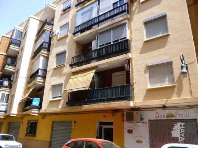 Piso en venta en Aldaia, Valencia, Calle Alaquas, 68.200 €, 3 habitaciones, 1 baño, 101 m2