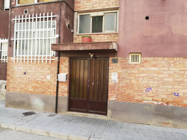 Piso en venta en La Bordeta, Lleida, Lleida, Calle Ager, 46.592 €, 3 habitaciones, 1 baño, 83 m2