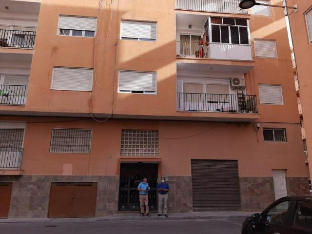 Piso en venta en Rabaloche, Orihuela, Alicante, Calle Isabel la Catolica, 67.000 €, 3 habitaciones, 2 baños, 97 m2