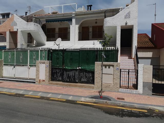 Casa en venta en Los Alcázares, Murcia, Calle Madreselva, 47.500 €, 2 habitaciones, 2 baños, 62 m2