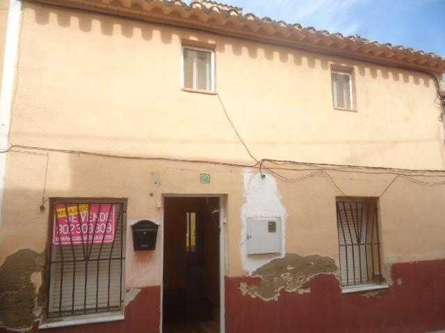 Casa en venta en El Llano de Bullas, Bullas, Murcia, Calle Concepcion, 47.000 €, 5 habitaciones, 2 baños, 133 m2