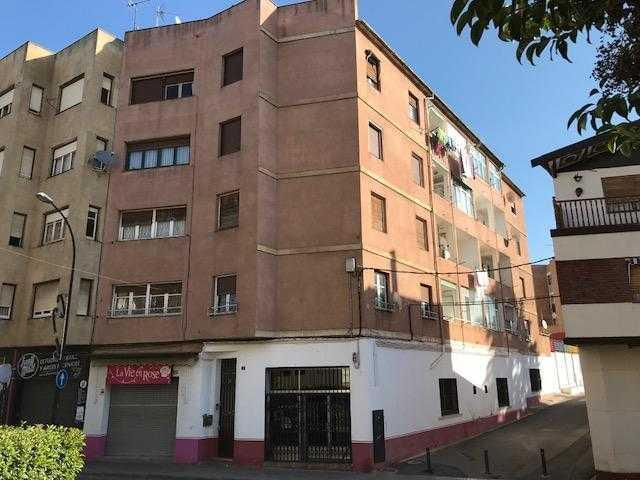 Piso en venta en La Carrasca, Monzón, Huesca, Calle Calvario, 55.000 €, 4 habitaciones, 1 baño, 133 m2