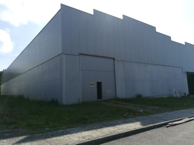 Industrial en venta en Mitendi, Cabanas, A Coruña, Calle Leme, 433.000 €, 1521 m2