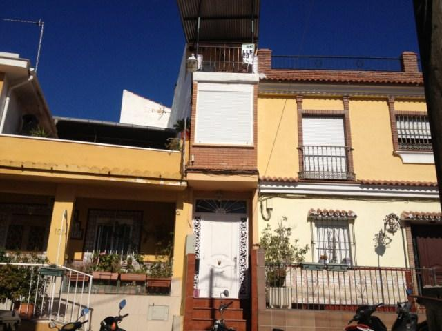 Casa en venta en Ciudad Jardín, Málaga, Málaga, Calle Francisco Lopez Lopez, 124.100 €, 2 habitaciones, 2 baños, 118 m2