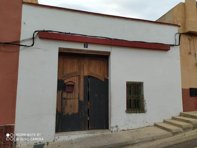Casa en venta en Alquerieta, Alzira, Valencia, Calle Magallanes, 39.500 €, 3 habitaciones, 1 baño, 120 m2