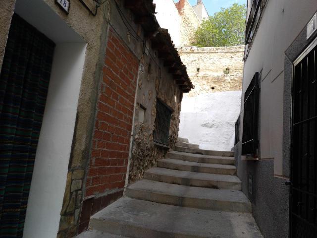 Casa en venta en Los Almendros del Tajo, Noblejas, Toledo, Calle Derrumbaderos, 78.400 €, 3 habitaciones, 2 baños, 161 m2