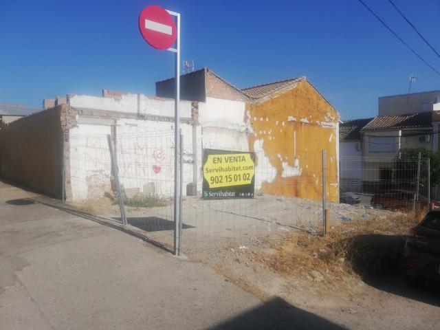 Suelo en venta en Mengíbar, Jaén, Calle Corredera, 30.000 €, 136 m2