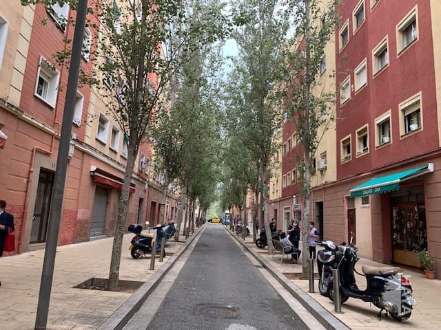 Piso en venta en Barcelona, Barcelona, Calle Cadi, 103.000 €, 2 habitaciones, 1 baño, 56 m2