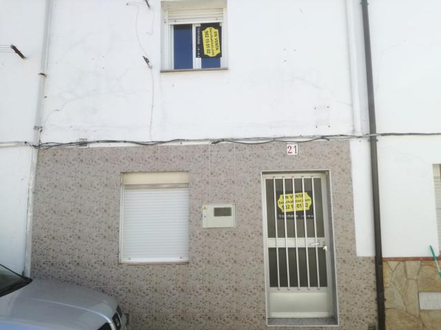 Casa en venta en Zarza de Granadilla, Cáceres, Calle Clodoaldo Barrios, 40.000 €, 1 baño, 88 m2