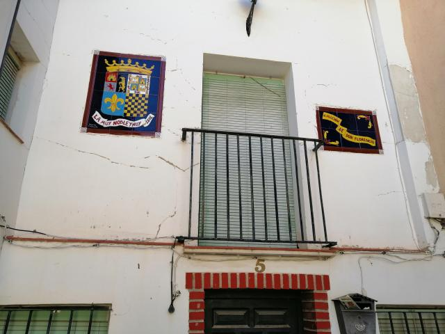 Casa en venta en Chinchón, Madrid, Calle de Don Florencio, 85.000 €, 1 baño, 106 m2