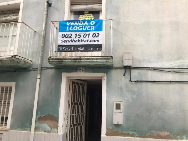 Casa en venta en Freginals, Tarragona, Calle Mayor, 75.000 €, 1 baño, 237 m2