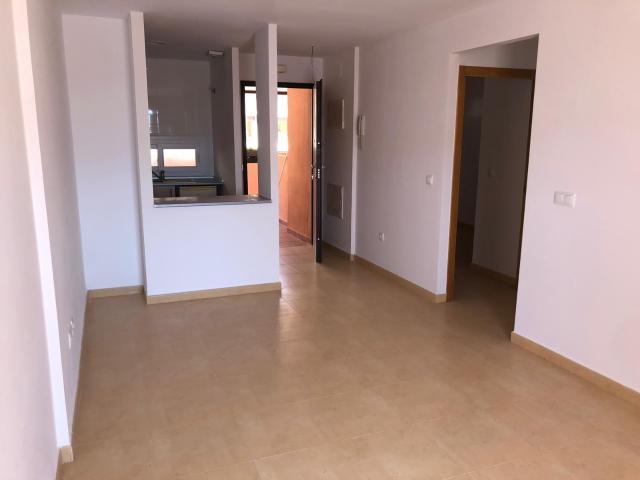 Piso en venta en Alhama de Murcia, Murcia, Calle Paseo de la Isla, 57.500 €, 2 habitaciones, 1 baño, 67 m2