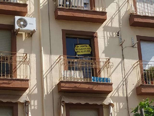 Piso en venta en La Carolina, Jaén, Calle Peral, 39.000 €, 4 habitaciones, 2 baños, 123 m2