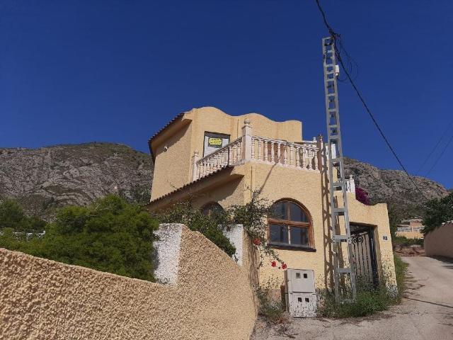 Casa en venta en Orxeta, Alicante, Calle Polonia, 227.000 €, 5 habitaciones, 2 baños, 267 m2