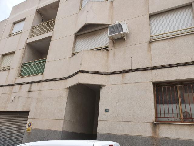 Piso en venta en Aspe, Alicante, Calle Profesor Don Diego, 56.300 €, 3 habitaciones, 1 baño, 113 m2