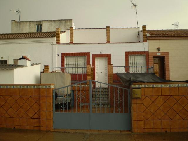 Casa en venta en Alosno, Huelva, Calle Ramon Cajal, 27.700 €, 3 habitaciones, 1 baño, 75 m2