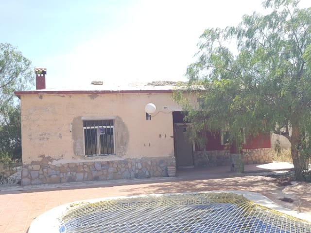 Casa en venta en Mutxamel, Alicante, Calle Vall de Laguar, 175.000 €, 3 habitaciones, 2 baños, 182 m2