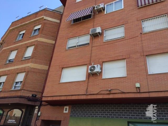 Piso en venta en Barrio de Santa Maria, Talavera de la Reina, Toledo, Calle Fco. Pizarro, 70.147 €, 1 habitación, 1 baño, 76 m2
