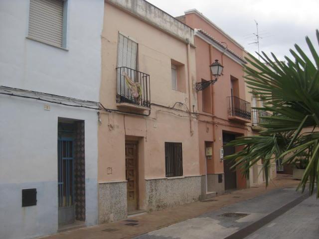 Casa en venta en Marxuquera Baixa, Gandia, Valencia, Calle Magdalena (la), 59.000 €, 4 habitaciones, 117 m2
