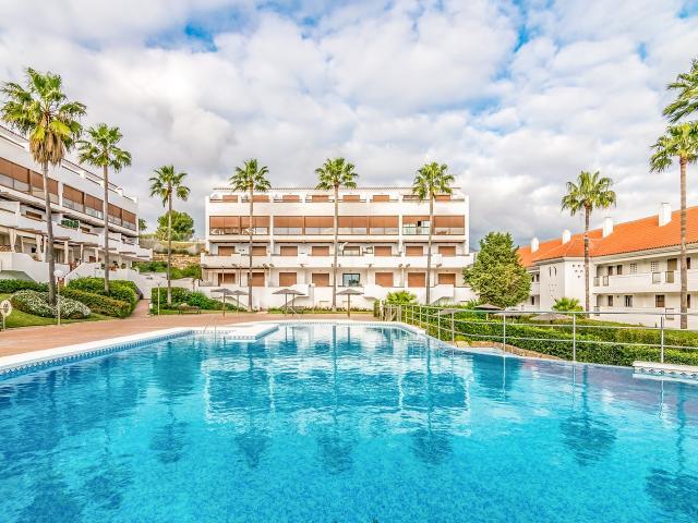 Piso en venta en Pueblo Mijitas, Mijas, Málaga, Calle Edimburgo, 145.000 €, 2 habitaciones, 2 baños, 74 m2