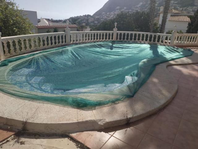 Casa en venta en Canuta Baja, Calpe/calp, Alicante, Calle Canuta de Ifach, 314.250 €, 6 habitaciones, 191 m2