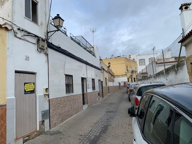 Casa en venta en El Portal, Jerez de la Frontera, Cádiz, Calle Luisa, 50.000 €, 4 habitaciones, 1 baño, 102 m2