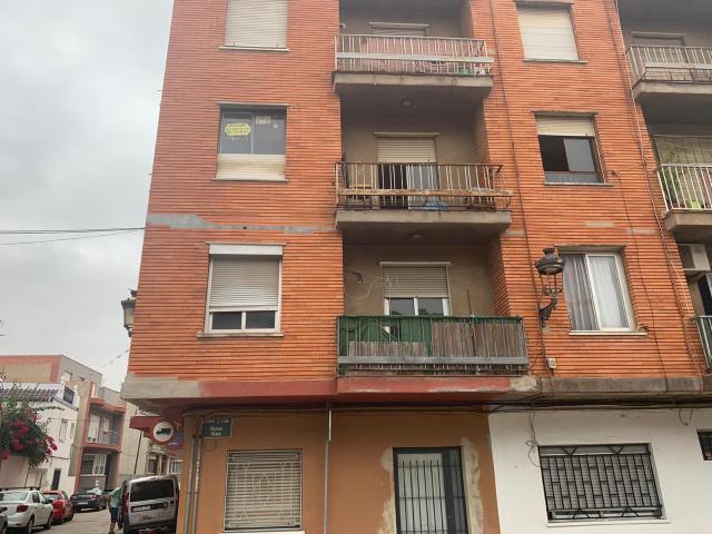 Piso en venta en Benifaió, Valencia, Calle San Antonio, 32.500 €, 2 baños, 67 m2