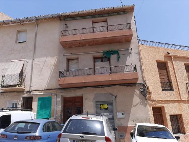 Piso en venta en Aigües, Busot, Alicante, Plaza de la Iglesia, 52.900 €, 3 habitaciones, 1 baño, 114 m2